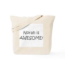 Unique Love norah Tote Bag