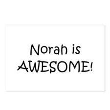 Cool Norah Postcards (Package of 8)