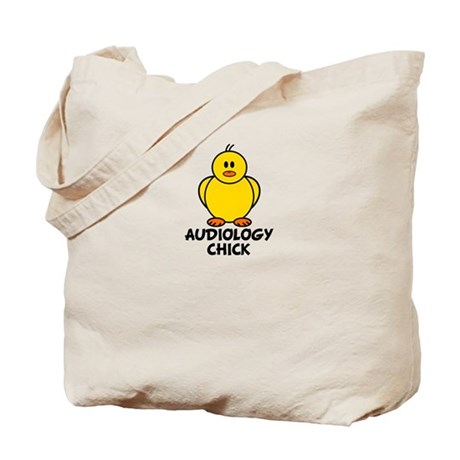 Audiology Chick Tote Bag