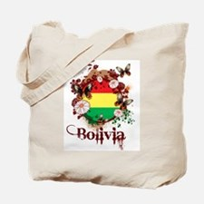 Butterfly Bolivia Tote Bag