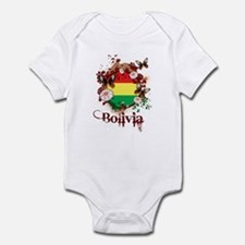 Butterfly Bolivia Infant Bodysuit