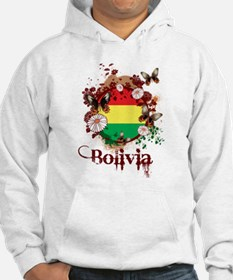 Butterfly Bolivia Hoodie