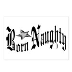 Born Naughty Postcards (Package of 8)