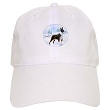 Boston Noel Baseball Cap