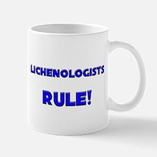 Lichenologists Rule! Mug