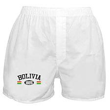 Bolivia 1825 Boxer Shorts
