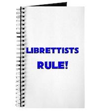 Librettists Rule! Journal