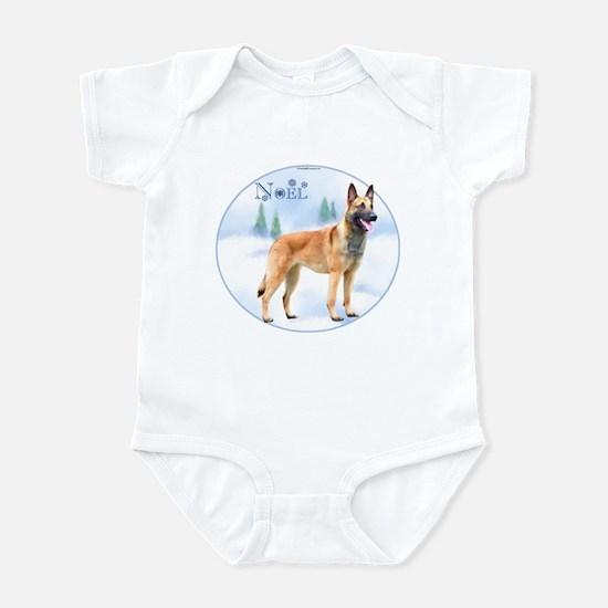 Malinois Noel Infant Bodysuit