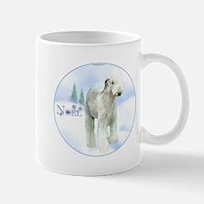 Bedlington Noel Mug
