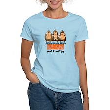 See Speak Hear No MS 3 T-Shirt