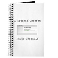 Program Installation Journal
