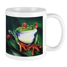 Ribbit Small Mug