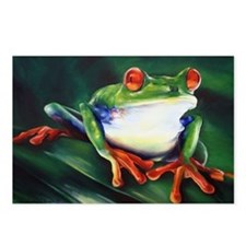Ribbit Postcards (Package of 8)