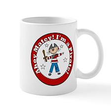 Ahoy Matey Pirate Mug