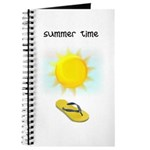 SUMMER TIME FLIP FLOP FUN Journal