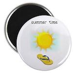 SUMMER TIME Magnet