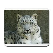 Snow Leopard M002 Mousepad