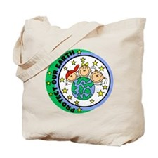 Protect Our Earth Tote Bag