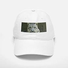 Snow Leopard M002 Baseball Baseball Cap