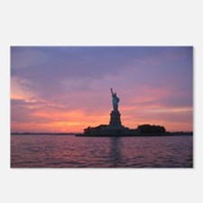 Liberty Island Postcards (Package of 8)