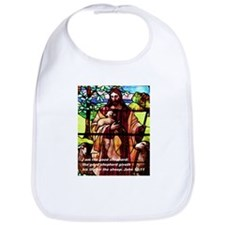 Jesus the Good Shepherd Bib