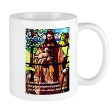 Jesus the Good Shepherd Mug
