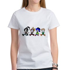 Turnabout Women's T-Shirt