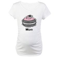 Curling Curler Curl Mom Shirt