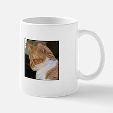 Merwyn: Yellow Tabby Cat Mug
