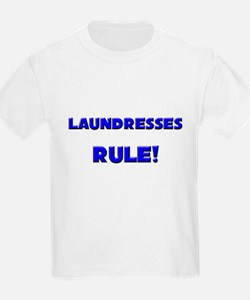 Laundresses Rule! T-Shirt