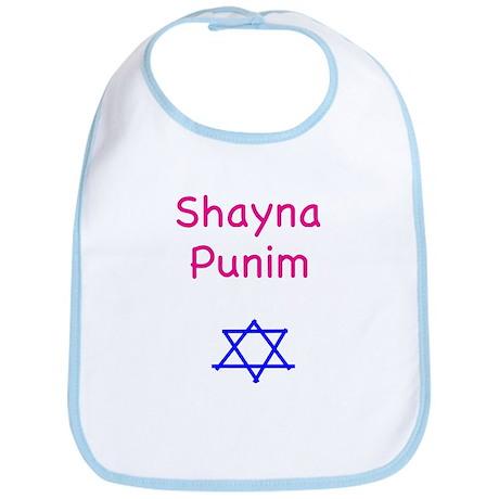 Shayna Punim Bib