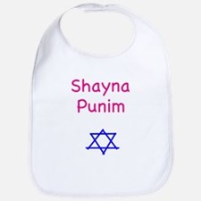 Shayna Punim Bib