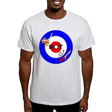Curling NOT Curling T-Shirt