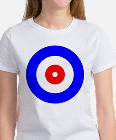 Curling Curlers Curl House Women's T-Shirt