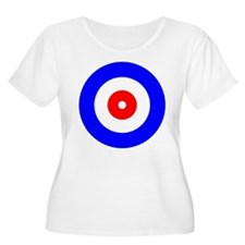 Curling Curlers Curl House T-Shirt