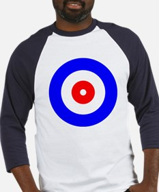 Curling Curlers Curl House Baseball Jersey