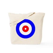 Curling Curlers Curl House Tote Bag