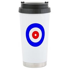 Curling Curlers Curl House Travel Mug