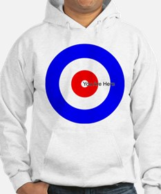 You Are Here Curling House Hoodie