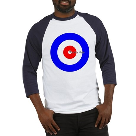 You Are Here Curling House Baseball Jersey