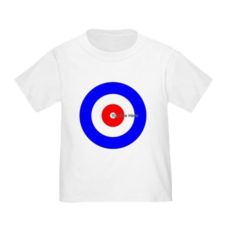 You Are Here Curling House Toddler T-Shirt