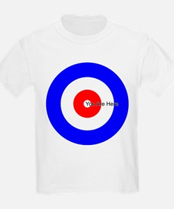 You Are Here Curling House T-Shirt