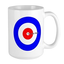You Are Here Curling House Mug