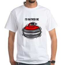 Rather Be Curling Shirt