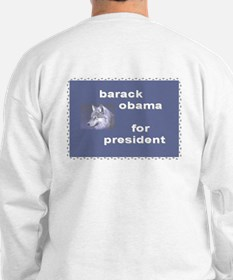 Animals for Obama Sweatshirt