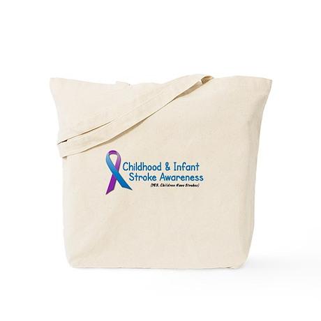 Childhood Stroke Awareness 1 Tote Bag