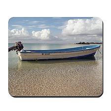 Okinawa Boat Mousepad