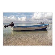 Okinawa Boat Postcards (Package of 8)