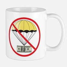 NO GOLDEN PARACHUTES! Mug