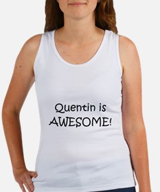 Unique Quentin Women's Tank Top